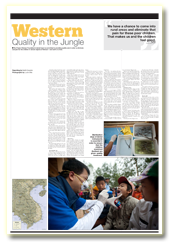 Western quality in the jungle (PDF)